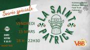 Soirée Saint-Patrick à Vandoeuvre-lès-Nancy 54500 Vandoeuvre-lès-Nancy 15-03-2019 à 18:00