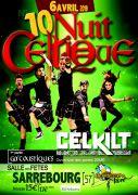Nuit Celtique à Sarrebourg  57400 Sarrebourg du 06-04-2019 à 20:30 au 06-04-2019 à 23:59
