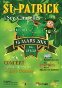 Soirée Saint-Patrick à Scy-Chazelles 57160 Scy-Chazelles du 16-03-2019 à 18:30 au 16-03-2019 à 23:30