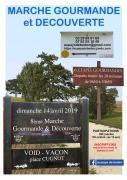 Marche Gourmande et Découverte à Void-Vacon 55190 Void-Vacon du 14-04-2019 à 09:30 au 14-04-2019 à 10:50