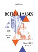 Atelier Workshop pour adolescents Musée de l'Image Epinal 88000 Epinal du 10-04-2019 à 10:00 au 10-04-2019 à 17:00