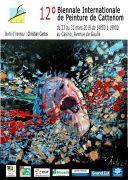 12e Biennale Internationale de Peinture de Cattenom 57570 Cattenom du 23-03-2019 à 14:00 au 31-03-2019 à 19:00