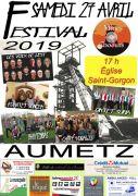 Festival de Chant Choral à Aumetz Mines en Choeurs 57710 Aumetz du 26-04-2019 à 20:00 au 28-04-2019 à 16:00