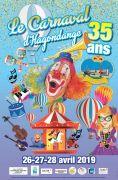 Carnaval d'Hagondange  57300 Hagondange du 26-04-2019 à 17:00 au 28-04-2019 à 18:30