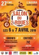Salon du 2 Roues à Saint-Avold 57500 Saint-Avold du 06-04-2019 à 12:00 au 07-04-2019 à 18:00