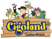 Cigoland Parc des Cigognes et Attractions Kintzheim Alsace Kintzheim, Alsace du 30-03-2019 à 10:00 au 11-11-2019 à 18:00