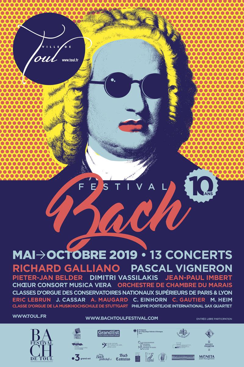 Festival Bach de Toul 54200 Toul du 28-04-2019 à 10:00 au 12-10-2019 à 23:00