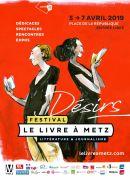 Le Livre à Metz 2019 57000 Metz du 06-04-2019 à 10:00 au 07-04-2019 à 19:00
