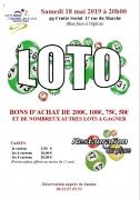 Loto à Thaon-les-Vosges 88150 Thaon-les-Vosges du 18-05-2019 à 20:00 au 18-05-2019 à 23:55