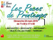 Puces de Printemps à Metz Expo 57000 Metz du 24-03-2019 à 07:00 au 24-03-2019 à 17:00