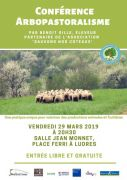 Conférence sur l'Arbopastoralisme à Ludres 54710 Ludres du 29-03-2019 à 20:30 au 29-03-2019 à 22:30