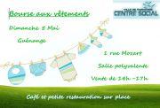 Bourse aux vêtements à Guénange 57310 Guénange du 05-05-2019 à 14:00 au 05-05-2019 à 17:00