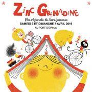 Zinc Grenadine Épinal Fête du Livre Jeunesse