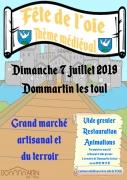 Fête de l'Oie à Dommartin-lès-Toul  54200 Dommartin-lès-Toul du 07-07-2019 à 06:00 au 07-07-2019 à 18:00