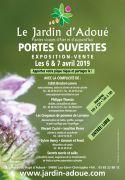 Portes Ouvertes au Jardin d'Adoué Lay Saint-Christophe 54690 Lay-Saint-Christophe du 06-04-2019 à 10:00 au 07-04-2019 à 18:00