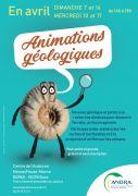 Animations Géologiques Andra Meuse/Haute-Marne