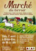 Marché du Terroir de Briey  54150 Briey du 07-04-2019 à 09:00 au 07-04-2019 à 18:00