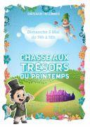 Chasse au Trésor au Château de Thillombois 55260 Thillombois du 05-05-2019 à 14:00 au 05-05-2019 à 18:00