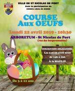 Course aux Oeufs à Saint-Nicolas-de-Port 54210 Saint-Nicolas-de-Port du 22-04-2019 à 14:00 au 22-04-2019 à 16:00