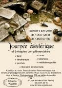 Journée Ésotérique à Rémilly 57580 Rémilly du 06-04-2019 à 10:00 au 06-04-2019 à 18:00