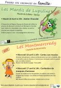 Animations Enfants Vacances Avril à Montmédy 55600 Montmédy du 10-04-2019 à 14:00 au 17-04-2019 à 16:00