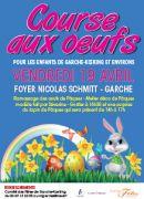 Course aux Oeufs de Pâques à Garche 57100 Thionville du 19-04-2019 à 14:00 au 19-04-2019 à 17:00
