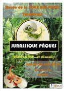 Chasse aux Oeufs Jurassique Pâques à Thionville 57100 Thionville du 20-04-2019 à 14:00 au 20-04-2019 à 18:00