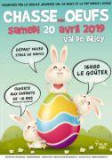 Chasse aux Oeufs à Briey 54150 Briey du 20-04-2019 à 14:30 au 20-04-2019 à 17:00