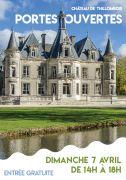 Portes ouvertes au Château de Thillombois 55260 Thillombois du 07-04-2019 à 14:00 au 07-04-2019 à 18:00