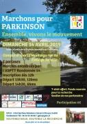 Marche de sensibilisation contre Parkinson à Jarville 54140 Jarville-la-Malgrange du 14-04-2019 à 13:30 au 14-04-2019 à 17:00