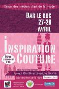 Inspiration Couture Salon de la Mode Bar-le-Duc 55000 Bar-le-Duc du 27-04-2019 à 10:00 au 28-04-2019 à 19:00