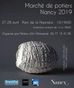 Marché de Potiers à Nancy Parc de la Pépinière 54000 Nancy du 27-04-2019 à 10:00 au 28-04-2019 à 19:00