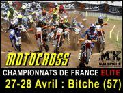 Championnat de France Motocross à Bitche 57230 Bitche du 27-04-2019 à 10:00 au 28-04-2019 à 17:00