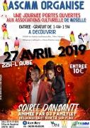 Portes Ouvertes Journée interculturelle à Metz 57000 Metz du 27-04-2019 à 14:00 au 28-04-2019 à 05:00