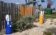 Chasse aux Oeufs au Jardin des Traces Uckange 57270 Uckange du 14-04-2019 à 14:00 au 14-04-2019 à 18:30