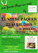 2ème Grande Chasse aux Oeufs à Metz ASPTT 57000 Metz du 22-04-2019 à 10:00 au 22-04-2019 à 17:00