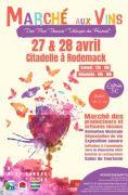 22e Marché aux Vins de Rodemack 57570 Rodemack du 27-04-2019 à 12:00 au 28-04-2019 à 18:00