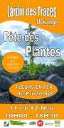Fête des Plantes à Uckange Jardin des Traces 57270 Uckange du 11-05-2019 à 10:00 au 12-05-2019 à 18:30