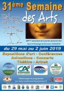 Semaine des Arts Vallée de la Haute-Meurthe 88650 Saint-Léonard du 29-05-2019 à 14:00 au 02-06-2019 à 18:30