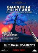 Salon de la Peinture Amnéville les Thermes 57360 Amnéville du 31-05-2019 à 10:00 au 02-06-2019 à 17:30