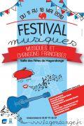 Festival Musiques à Hagondange 57300 Hagondange du 11-05-2019 à 20:30 au 18-05-2019 à 23:00