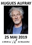 Hugues Aufray au W à Woustviller 57915 Woustviller du 25-05-2019 à 20:30 au 25-05-2019 à 22:30