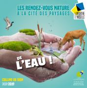 Programme 2019 Cité des Paysages à Sion