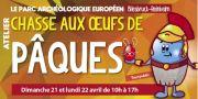 Chasse aux Oeufs de Pâques à Bliesbruck 57200 Bliesbruck du 21-04-2019 à 10:00 au 22-04-2019 à 17:00