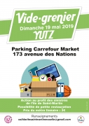 Vide-Grenier caritatif à Yutz 57970 Yutz du 19-05-2019 à 08:00 au 19-05-2019 à 17:00