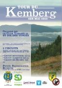 Tour du Kemberg à Saint-Dié-des-Vosges 88100 Saint-Dié-des-Vosges du 01-05-2019 à 08:00 au 01-05-2019 à 14:00