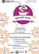 Repair Café à l'IUT Nancy-Brabois 54600 Villers-lès-Nancy du 25-04-2019 à 14:30 au 25-04-2019 à 17:30