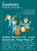 Jazzpote Festival à Thionville  57100 Thionville du 12-05-2019 à 15:00 au 06-07-2019 à 23:00