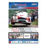 Rallye Vosges Grand Est Gérardmer