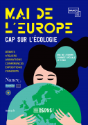 Mai de l'Europe à Nancy 54000 Nancy du 09-05-2019 à 15:00 au 30-05-2019 à 19:30